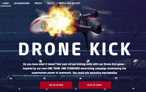 Drone Kick